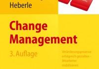 Veränderungsprozesse erfolgreich gestalten